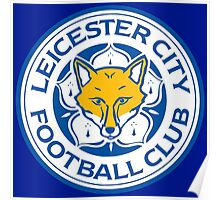 HOT ITEM LEICESTER CITY LOGO - 01 Poster