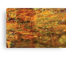 Autumn Sun  Canvas Print
