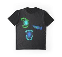 Neon Chompers Graphic T-Shirt