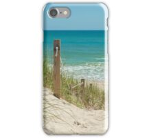 Dune to the Atlantic iPhone Case/Skin