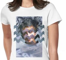 Twin Peaks - Laura [Black Lodge] V2 Womens Fitted T-Shirt
