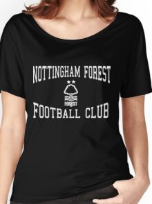 Nottingham Forest Football Club Women's Relaxed Fit T-Shirt