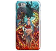 SheVibe Ride BodyWorx by Sliquid Cover Art iPhone Case/Skin