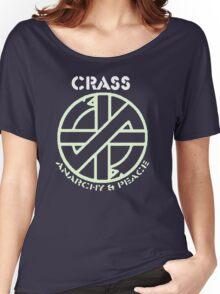 crass Women's Relaxed Fit T-Shirt