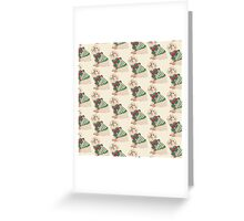 Christmas Peppy Greeting Card