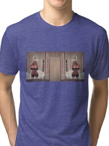 'nothing to wear'  Tri-blend T-Shirt