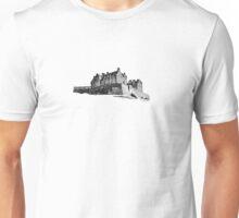 Englisches Schloss Unisex T-Shirt