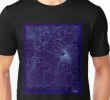 USGS TOPO Map Alabama AL Montgomery 305463 1927 48000 Inverted Unisex T-Shirt