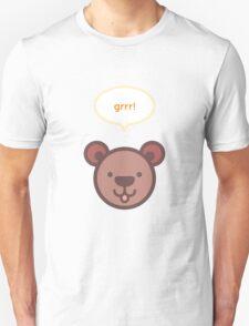 Grrr! Bear Unisex T-Shirt