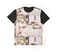 Michelangelo's sculpture Graphic T-Shirt