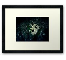 8 - How A Corporation Reduced Names to Numbers Framed Print