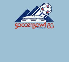 Soccerbowl 83 - Retro Art Unisex T-Shirt
