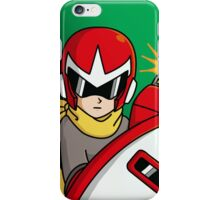 Proto Man Phone Case iPhone Case/Skin