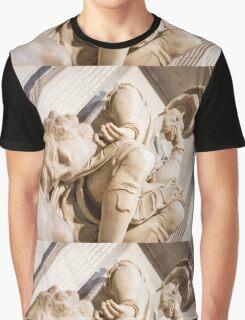 Michelangelo's sculpture Graphic T-Shirt