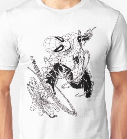The Amazing Spider-Man art Unisex T-Shirt