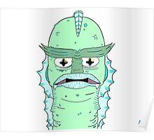 Anonymous Amphibian Poster