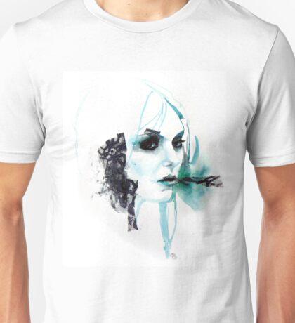 Watercolor Taylor Momsen fan art portrait Unisex T-Shirt