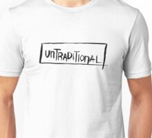 untraditional freehand ink Unisex T-Shirt