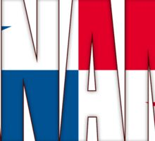 Panama Flag Sticker