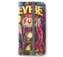 SheVibe Fun Factory Cover Art iPhone Wallet/Case/Skin