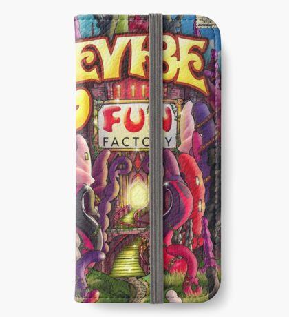 SheVibe Fun Factory Cover Art iPhone Wallet/Case/Skin