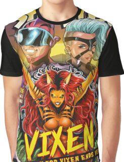 SheVibe Vixen Cover Art Graphic T-Shirt