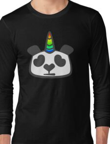 Pandacorn! Long Sleeve T-Shirt