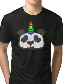 Pandacorn! Tri-blend T-Shirt