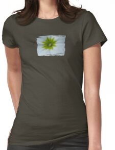 A Touch of Spring - JUSTART ©  Womens Fitted T-Shirt