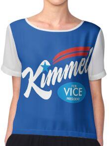 Jimmy Kimmel Chiffon Top