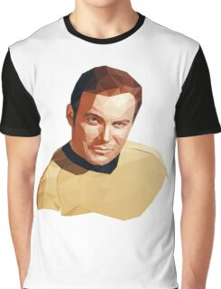 James T. Kirk Graphic T-Shirt