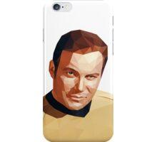 James T. Kirk iPhone Case/Skin
