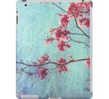 Hope for Spring -revisited iPad Case/Skin