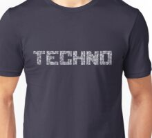 Techno Unisex T-Shirt