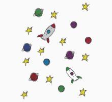 Wonderful Space Kids Tee