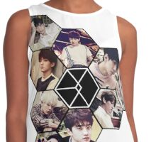 "EXO ""Love Me Right"" Contrast Tank"
