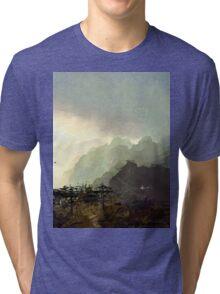 Misty Mountain Tri-blend T-Shirt
