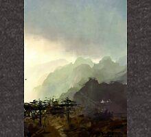 Misty Mountain Unisex T-Shirt