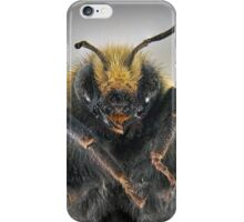 Macro Bumble iPhone Case/Skin