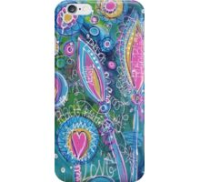 Love, Peace, Freedom iPhone Case/Skin