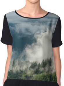 In the Mist Chiffon Top