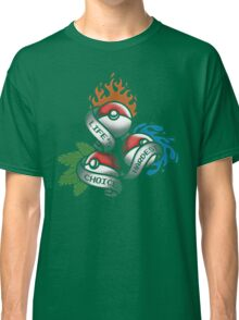 Life's Hardest Choice - Pokemon Classic T-Shirt