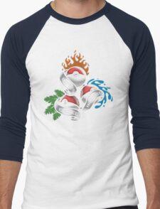 Life's Hardest Choice - Pokemon Men's Baseball ¾ T-Shirt