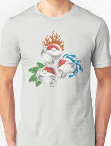 Life's Hardest Choice - Pokemon Unisex T-Shirt