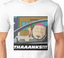 Thaaanks! South Park Smug Alert Unisex T-Shirt