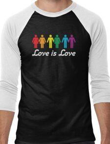 Pride Day, Gay day T-shirt Men's Baseball ¾ T-Shirt