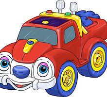 Preschool Truck by ImagineThatNYC
