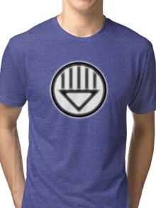 Black Lantern Corps - Death!  Tri-blend T-Shirt