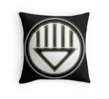 Black Lantern Corps - Death!  Throw Pillow