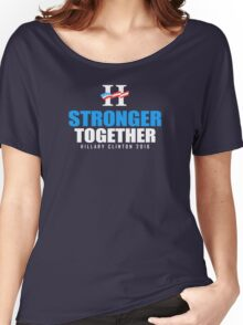 Stronger Together Women's Relaxed Fit T-Shirt